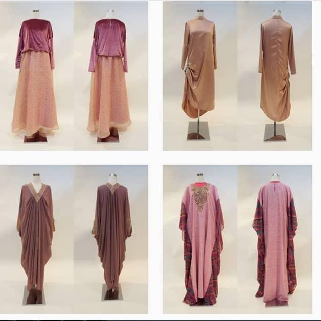 طرح های جدید انیسه حسبیان، طراح مد اسلامی اندونزیایی