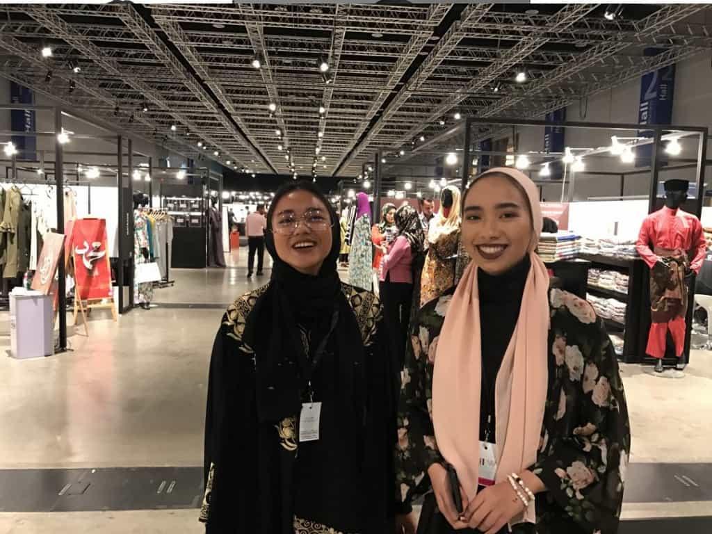 HUB مد اسلامی در آسیا به شمار می رود
