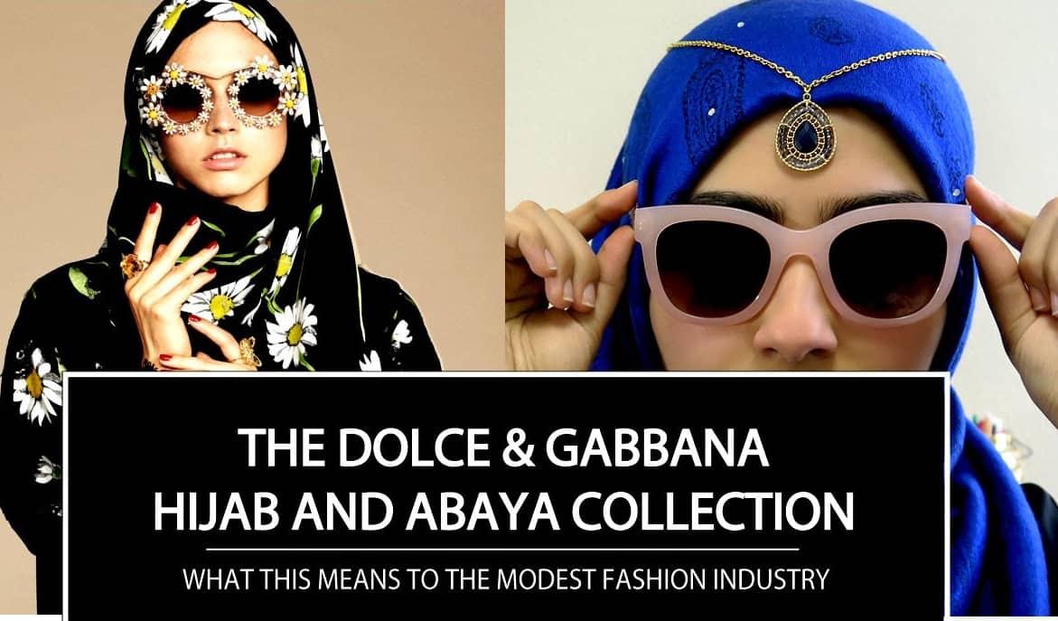 کلکسیون از روسری های طرح ABAYA