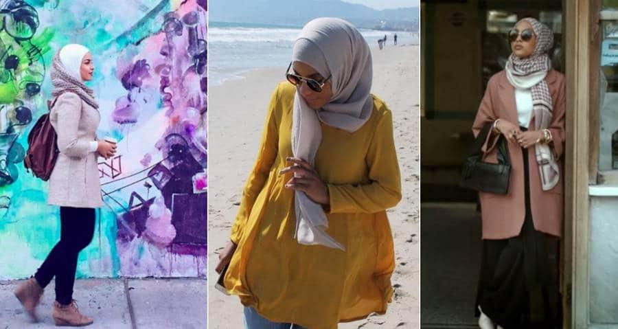 فشن بلاگرهای مسلمان به عنوان مانکن برندهای غربی