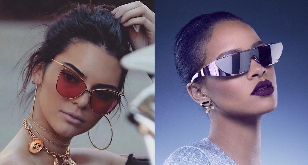 برند برتر عینک آفتابی زنانه