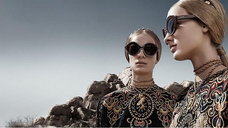 عینک آفتابی زنانه برند الیور پیپلز