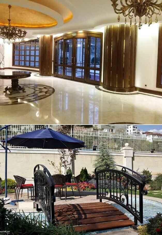 فروش و رهن و اجاره خانه های لوکس در تهران