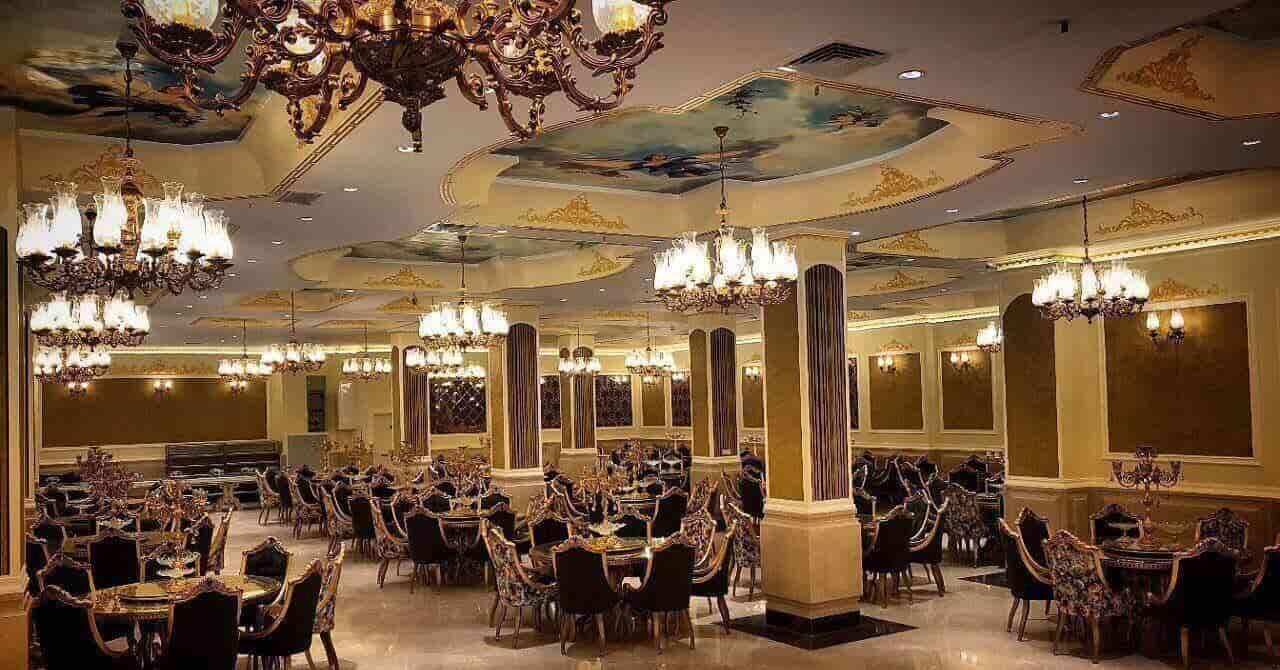 لوکس ترین تالارهای عروسی تهران ( راهنمای انتخاب برای بهترین تالار عروسی )