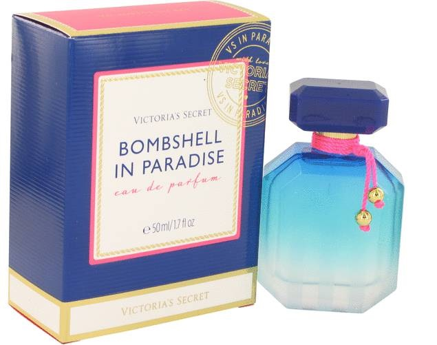 BOBMSHELL IN PARADISE VICTORIA'S SECRET