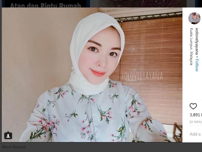 ز فشن بلاگرهای مسلمان مقیم کوالالامپور مالزی