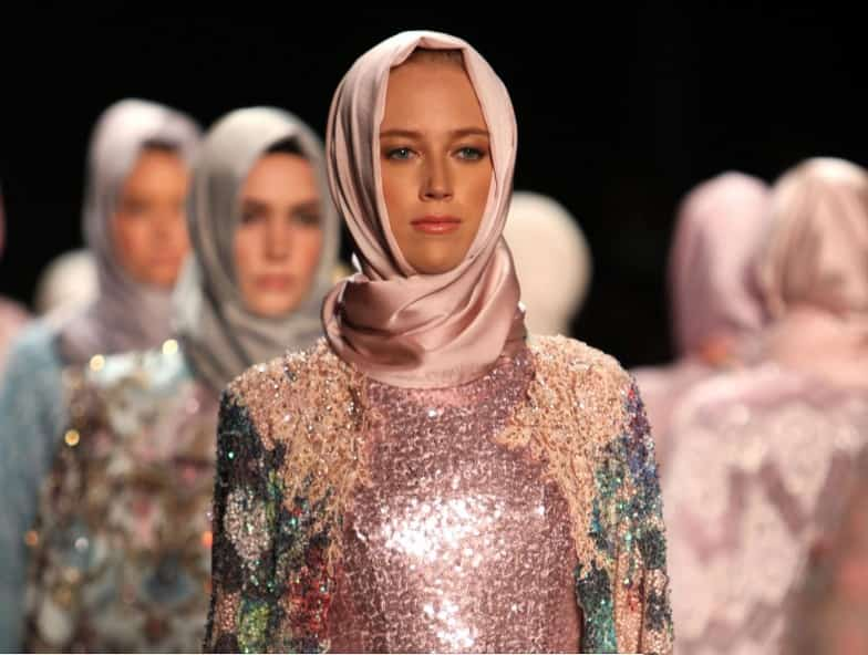 طرح مد لباس اسلامی
