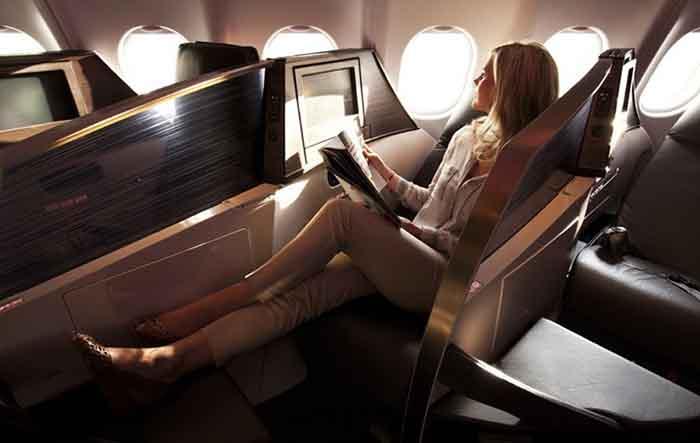 فرست کلاس های لوکس دنیا ؛ از فرست کلاس های قطر و امارات تا ویرجین آتلانتیکر