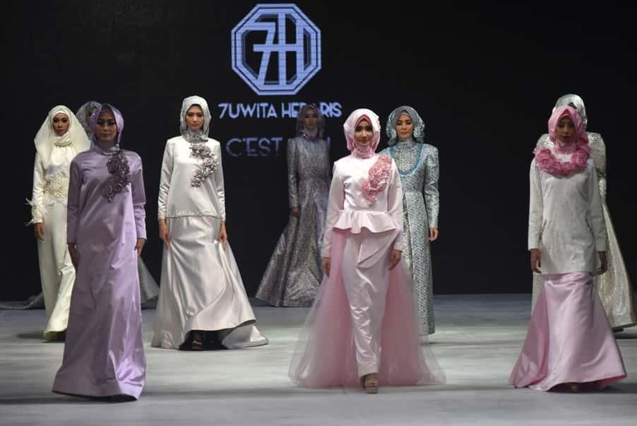 فستیوال مد اسلامی در جاکارتا