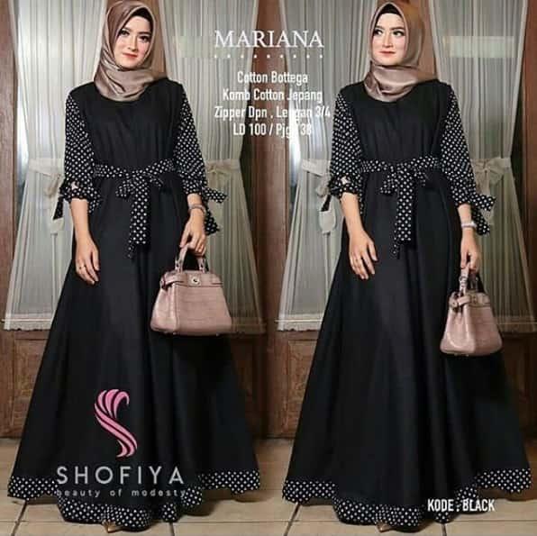 لباس های پوشیده بلند از انیسه حسبیان طراح مد و لباس اسلامی