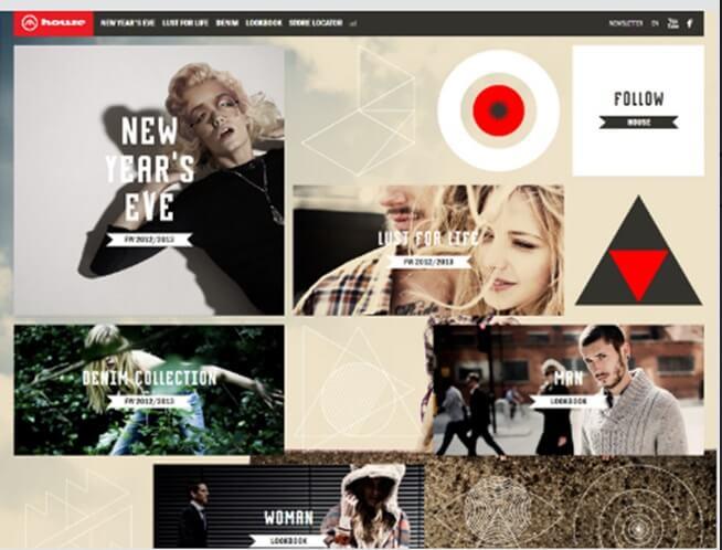 سایت لهستانی هاس از جمله درگاه های فعال در زمینه مد