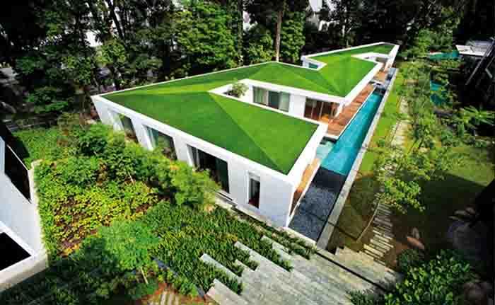 چگونه ساختمان لوکس دوستدار محیط زیست داشته باشیم ؟