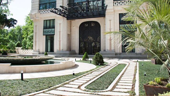 گشتی در ساختمان آلتون تهران