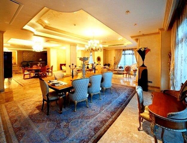 گران ترین خانه های ایران