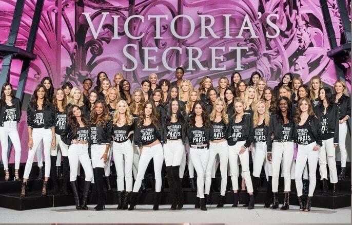 ویکتوریا سکرت، برترین برند تولید کننده پوشاک زیر زنانه