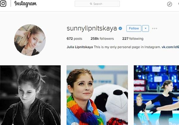اینستاگرام پر افتخار ترین پاتیناژ کار جوان روسیه
