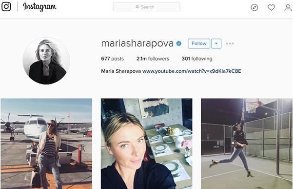 اینستاگرام ۱ میلیون مخاطبی جذاب ترین ها ورزشکار روسیه
