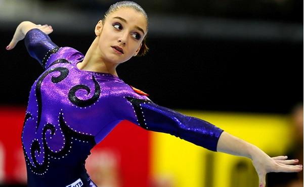 دومین ورزشکار جذاب زن روسیه