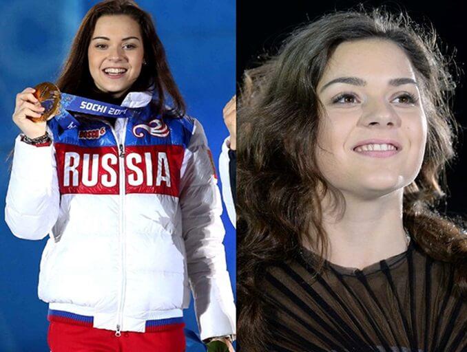 آدلینا ساتینکوا پاتیناژ کار روس ها