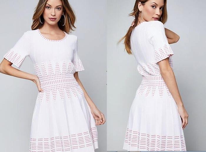 لباس زنانه ۱۳۰ دلاری آقای مشعوف