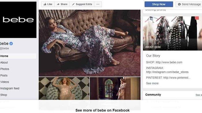 صفحه فیس بوک مانی مشعوف