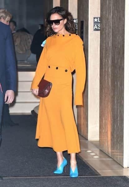 کالکشن لباس های کژوال خوش رنگ ویکتوریا