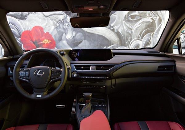 لکسوس در فهرست زیباترین و جذاب ترین خودرو های جهان