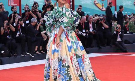 جشنواره ونیز مدل لباس