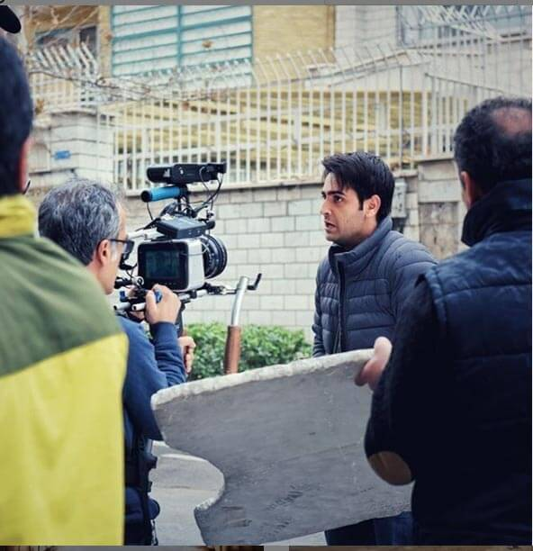 مجموعه های تلویزیونی امیر حسین آرمان