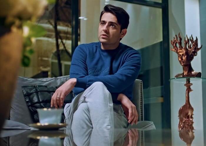 تصویری از استایل امیر حسین آرمان در قسمت ششم سریال مانکن