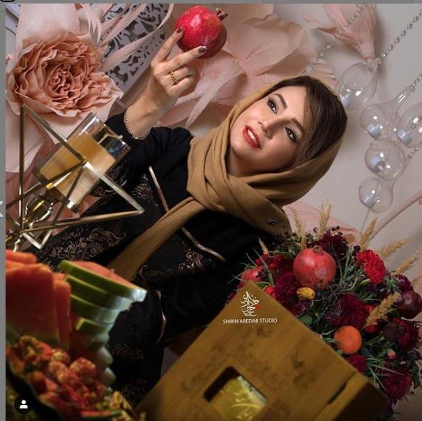 تیپ شب یلدا ۹۷ دختر آبان ماهی قصه ما