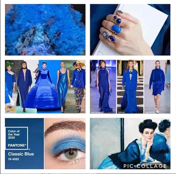 آبی کلاسیک رنگ سال ۲۰۲۰
