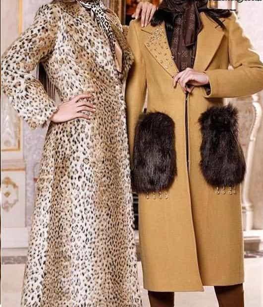 مدل مانتو زمستانی ۹۹ ؛از مدل های سنگدوزی شده تا خزدار❄️ ( زنانه و دخترانه)