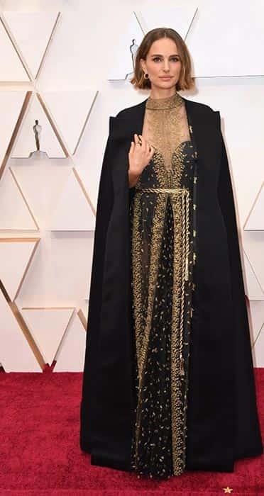 اسکار ۲۰۲۰ و مدل لباس سلبریتی ها ؛ از ناتالی پورتمن تا بیلی آیلیش