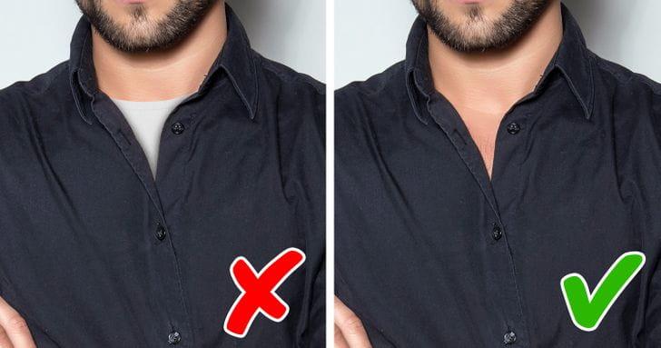 اشتباهات انتخاب لباس مردان؛ از انتخاب تیشرت نامناسب تا کفش اشتباه
