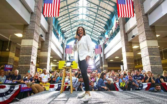 کامالا هریس ؛ مدگردی با یکی از خوش استایل ترین زنان سیاستمدار آمریکا