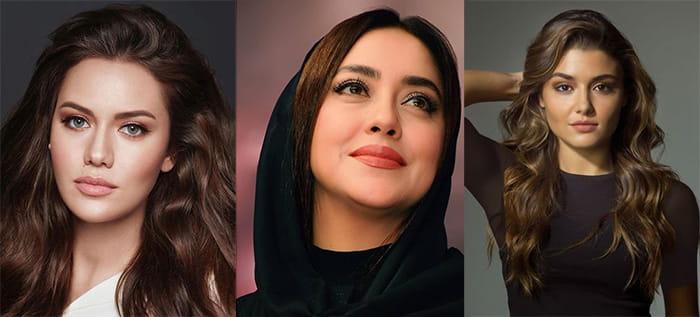 لیست زیباترین زنان مسلمان 2020