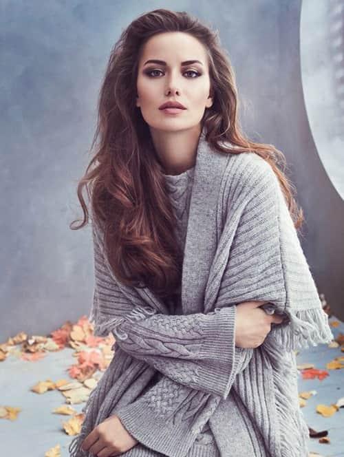 فحریه اوجن زیباترین زن ترکیه