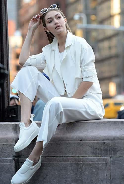 جی جی حدید زیباترین زن مسلمان مدل