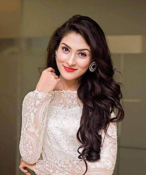 ماه جبین چودری دهمین نفر از لیست زیباترین زنان مسلمان