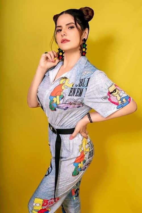 Zarine Khan زیباترین زنان مسلمان سال 2020