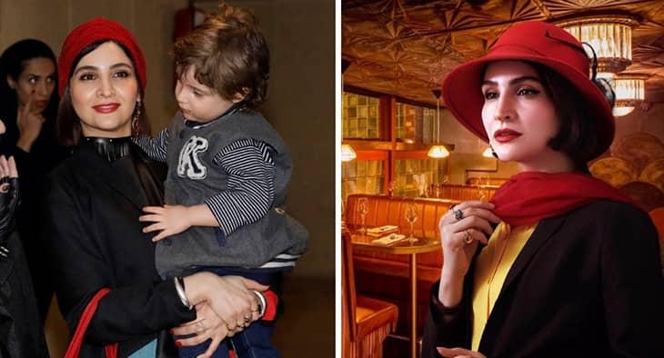 مدگردی با نورا هاشمی ؛ دختر دو سلبریتی پیشکسوت سینما و تلویزیون ایران