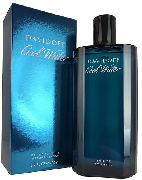 پر فروش ترین عطر های مردانه سال قرار گرفته، برند DAVIDOFF