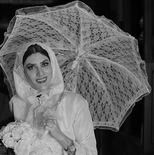 مد گردی با ویشکا آسایش :ژاله کبیری سریال دراکولا (بیوگرافی ویشکا آسایش )