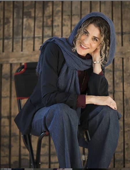 از کلکسیون استایل های کژوال ویشکا آسایش در زمستان 99 در تهران