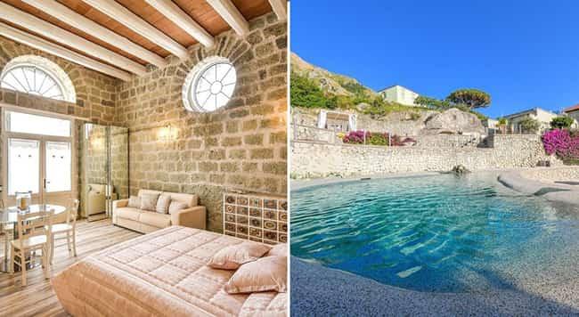 از ریزورت های مالدیو تا اقامتگاه های ساحلی یونان ؛ گشتی در هتل های لوکس جهان